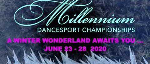 MILLENNIUM DANCESPORT CHAMPIONSHIPS 2020 PROMO